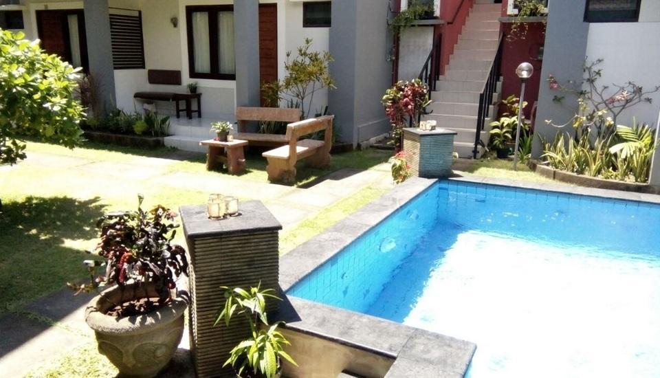 De'Pavilla Homestay Bali - Swimming Pool