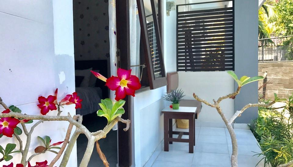 De'Pavilla Homestay Bali - Terrace