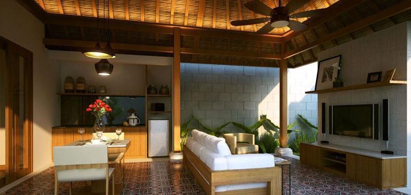 The Astari Villa Bali - Fasilitas