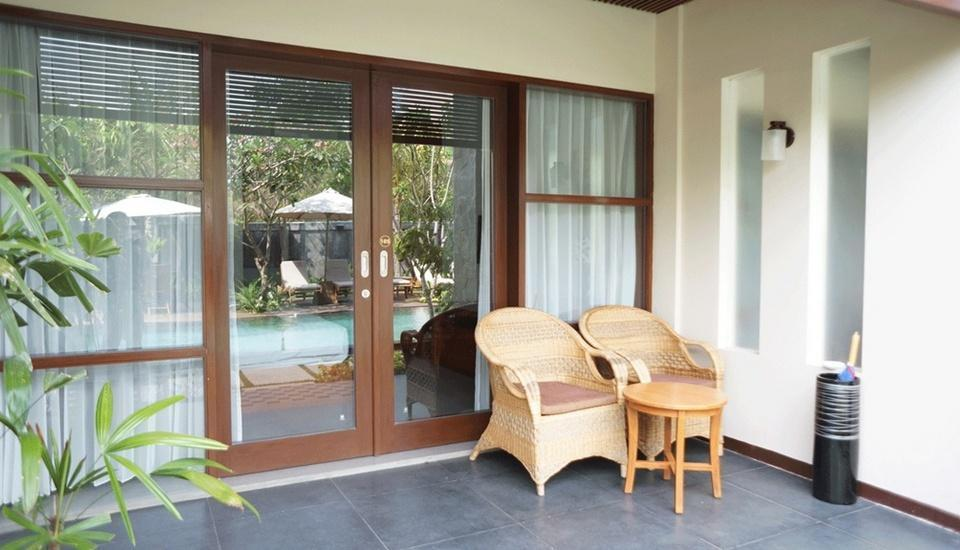 The Astari Villa Bali - Teras