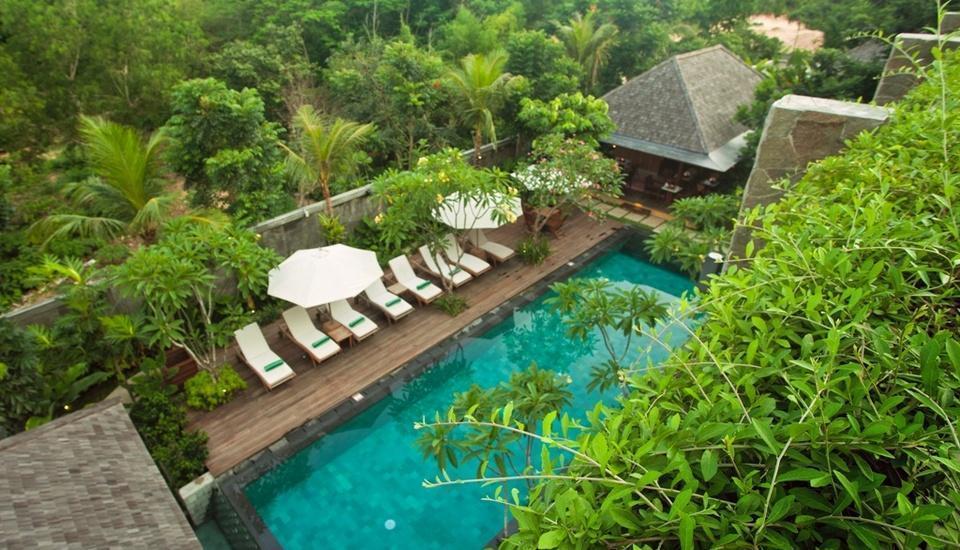The Astari Villa Bali - Kolam Renang