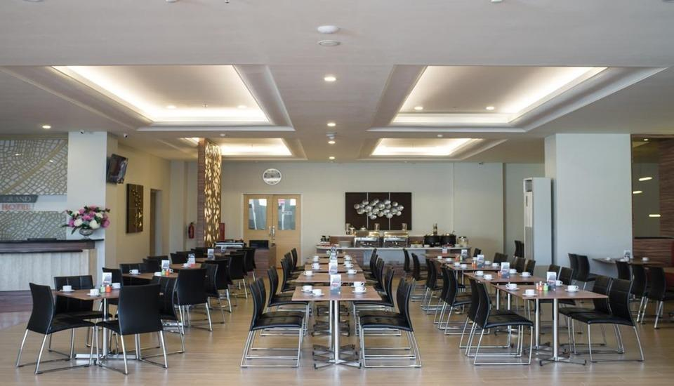 Grand G7 Hotel Jakarta - Restaurant