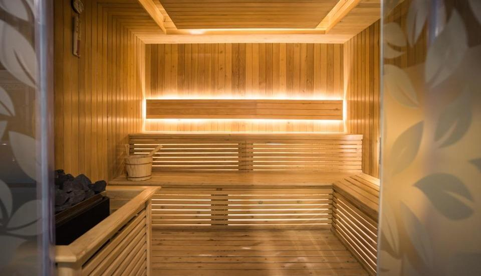 Grand G7 Hotel Jakarta - Sauna