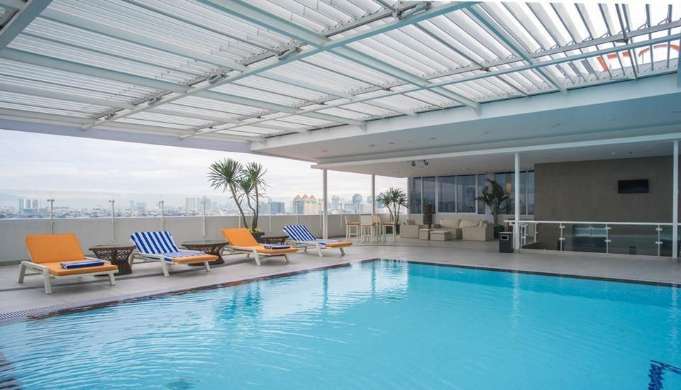 Grand G7 Hotel Jakarta - Pool