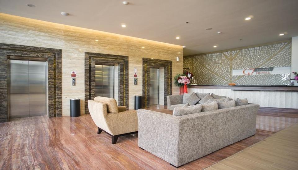 Grand G7 Hotel Jakarta - Lobby