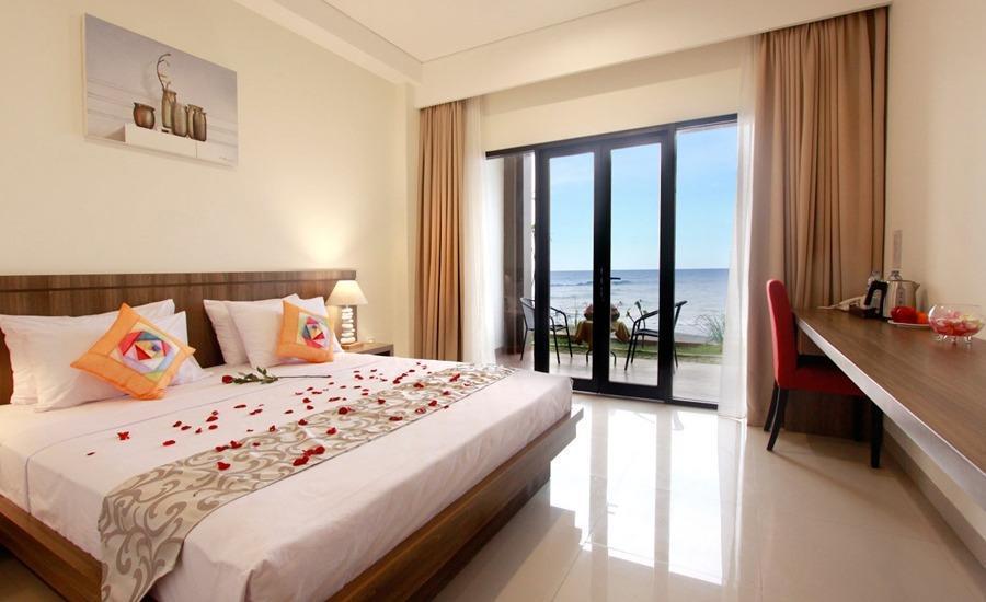Pesona Krakatau Cottages & Hotel Serang - Deluxe Room Sea View Regular Plan