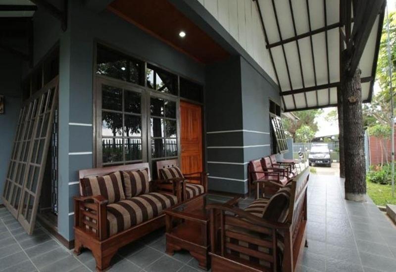 Jayagiri Guesthouse Bandung - Eksterior