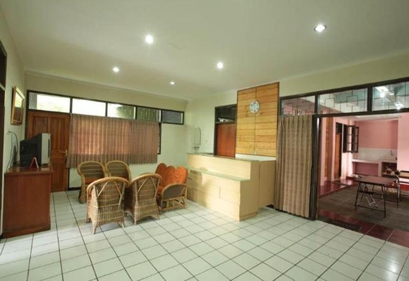 Jayagiri Guesthouse Bandung - Lobi