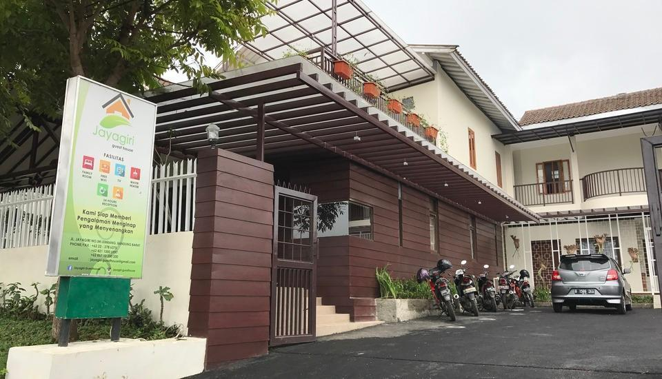 Jayagiri Guesthouse Bandung - Pintu Masuk