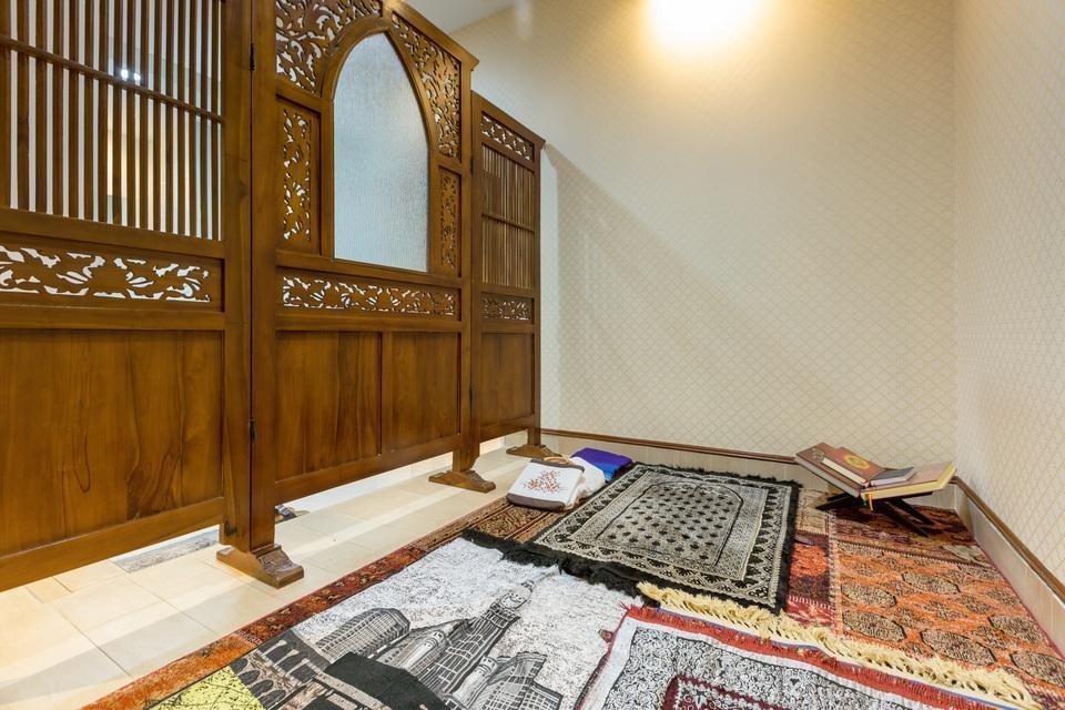 Jayagiri Guesthouse Bandung - Musholla