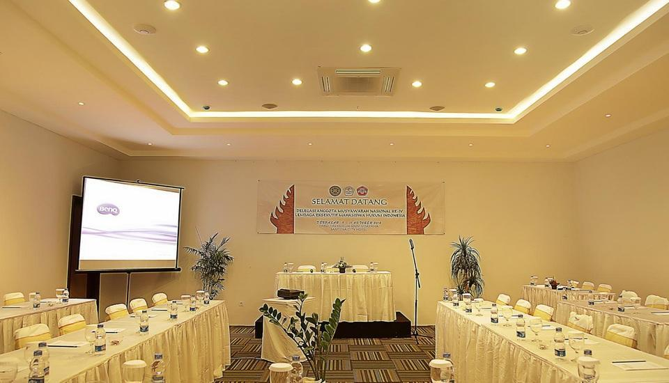 Santosa City Hotel Bali - Ruang Pertemuan