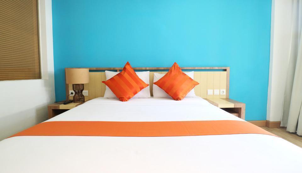 Santosa City Hotel Bali - Deluxe Double