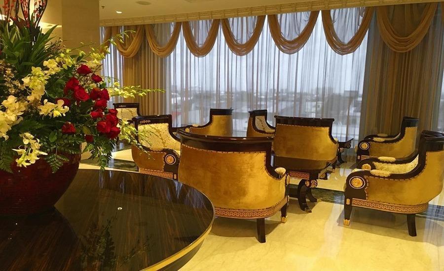 Myko Hotel & Convention Center Makassar - Uva Rossa Lounge