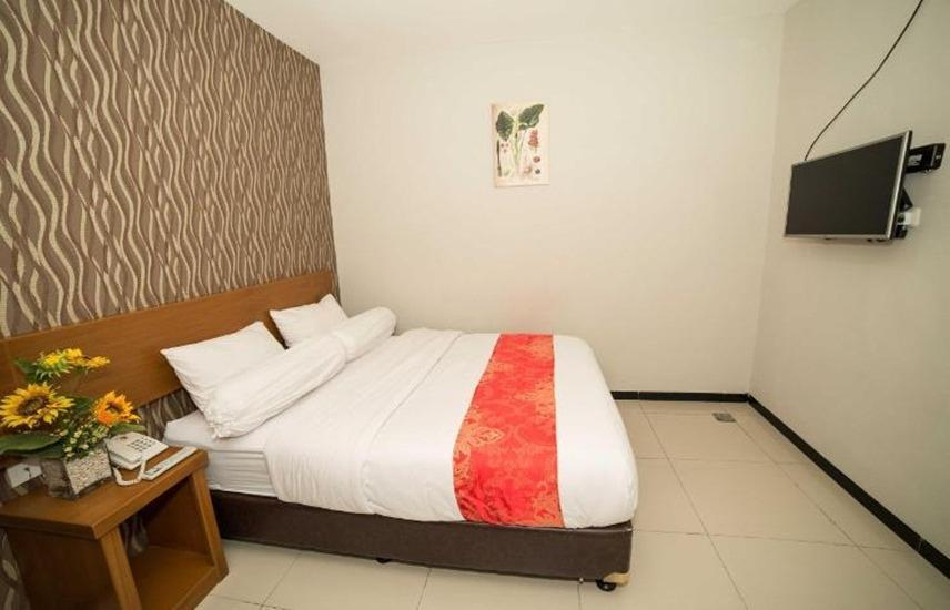 Sunrise Hotel Semarang Semarang - Promo - Deluxe Room With Breakfast Regular Plan