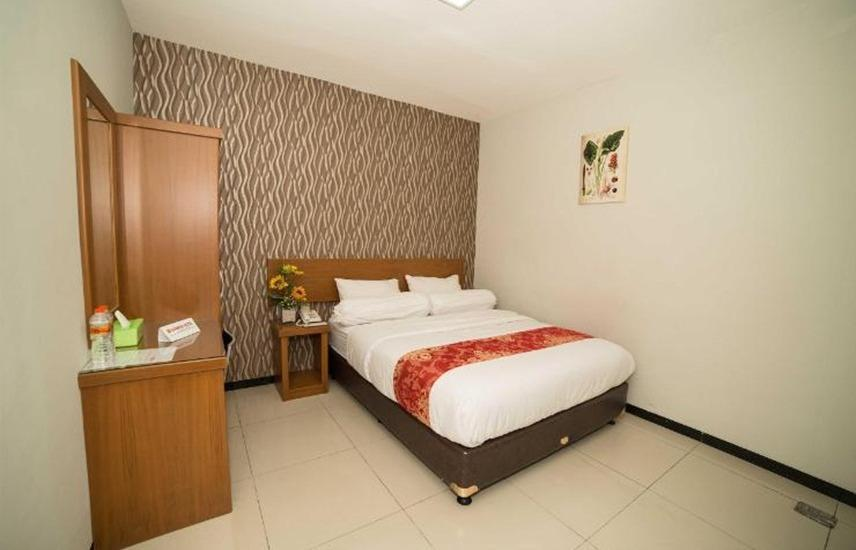 Sunrise Hotel Semarang Semarang - Promo - Deluxe Room Only Regular Plan
