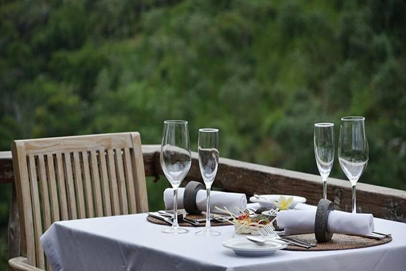 Puri Sebatu Resort Bali - Makanan
