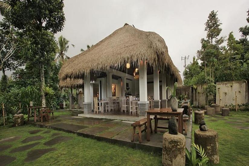 Puri Sebatu Resort Bali - Kafe