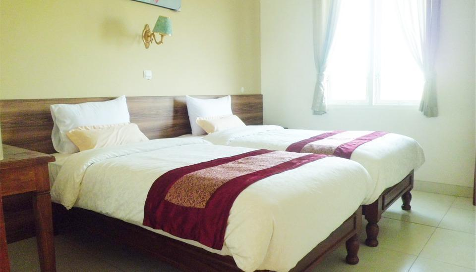 Hotel Vala Yogyakarta - Superior Twin - Room Only Regular Plan