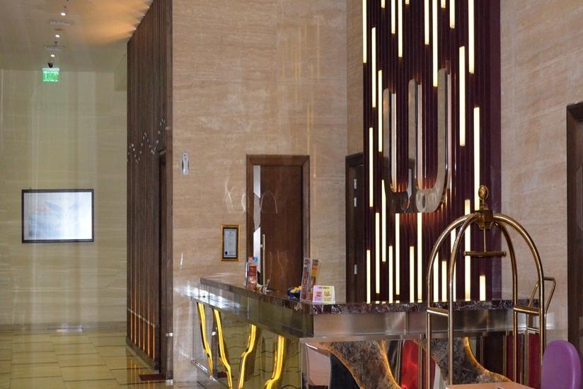 World Hotel Jakarta - Resepsionis