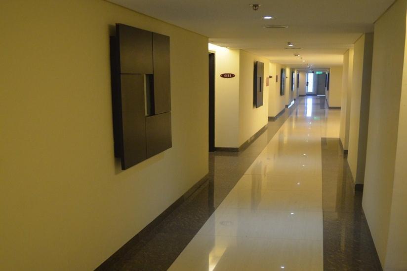 World Hotel Jakarta - Koridor