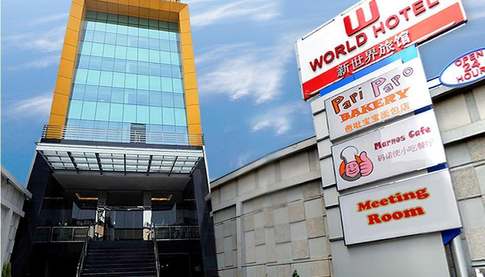 World Hotel Jakarta - Exterior Hotel