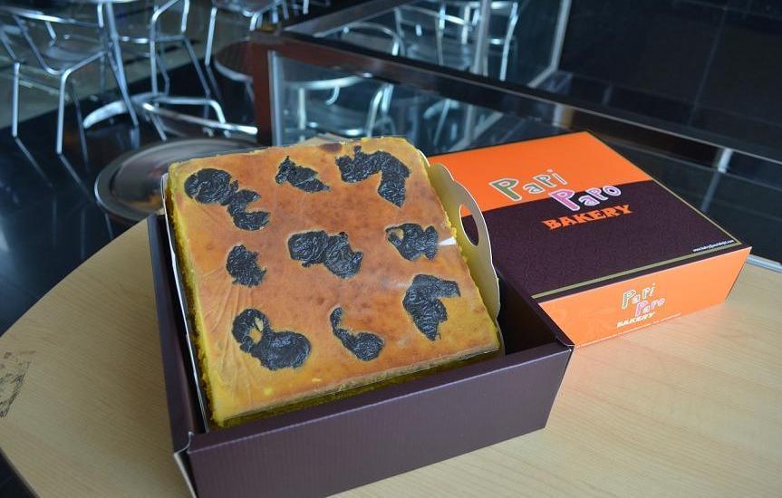 World Hotel Jakarta - Indo Cake - Lapis Prune - Papi Papo Bakery