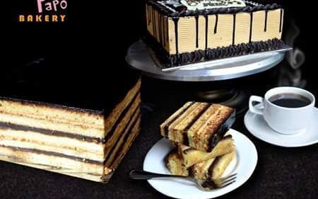 Nite & Day Jakarta Bandengan - Opera kue