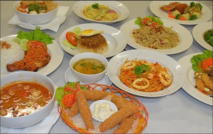 Nite & Day Jakarta Bandengan - Asian Food