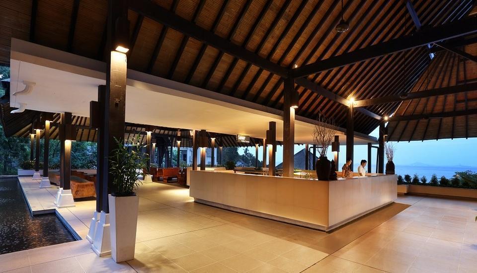 Turi Beach Resort Batam - Sanur Lobby