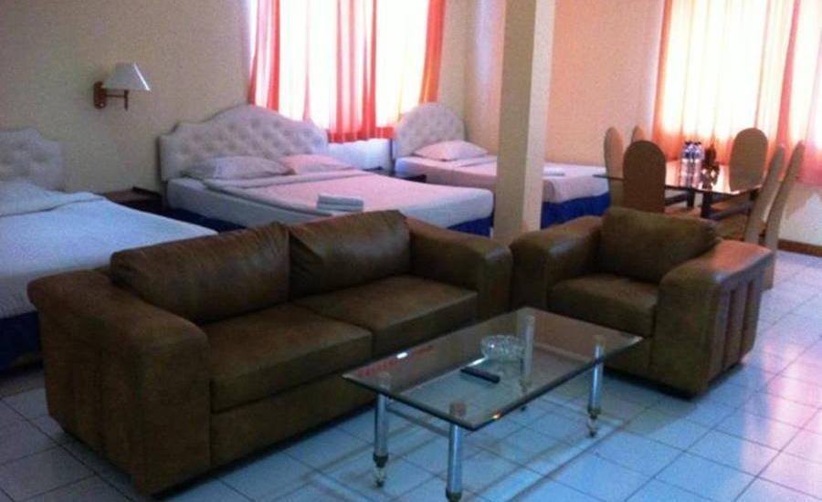 Bayu Amrta Hotel Sukabumi - Kamar tamu