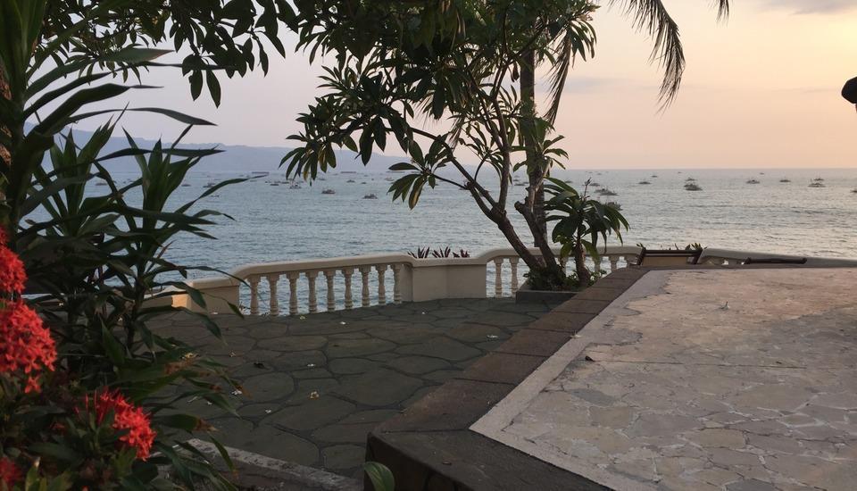 Bayu Amrta Hotel Sukabumi - Tempat untuk bersantai di area hotel