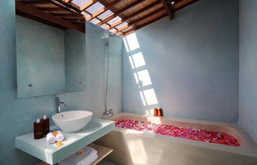 Villa Tegal Tis Ubud Bali - Kamar mandi