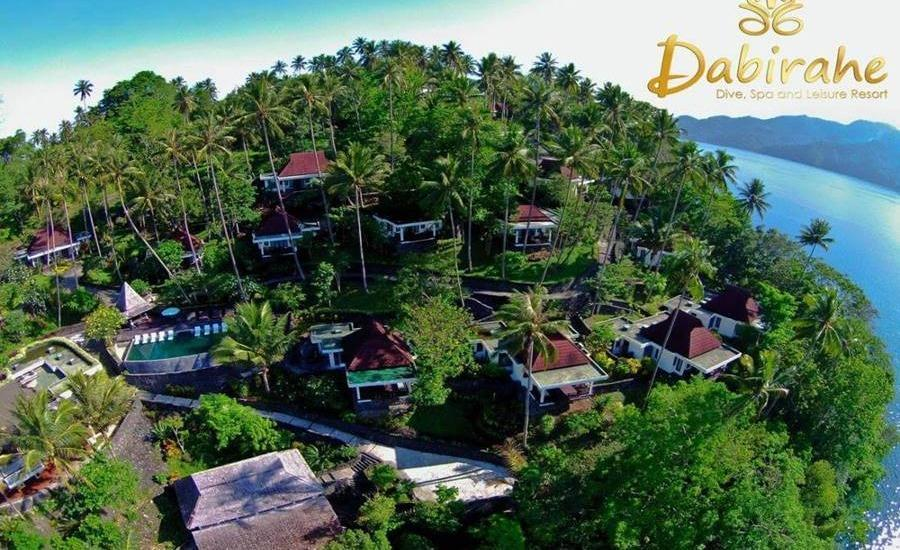 Dabirahe at Lembeh Hill Resort Bitung - Pemandangan