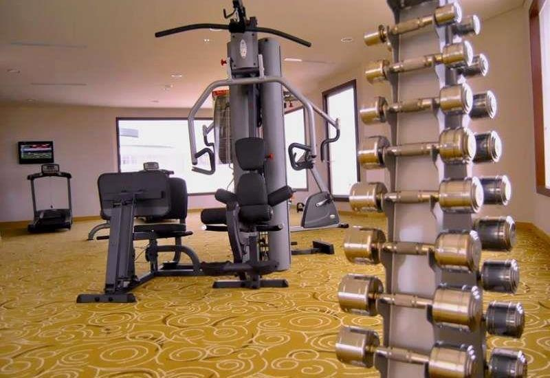 Swiss Belinn Makassar - Gym