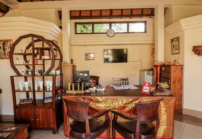 NIDA Rooms Ubud Raya Pengosekan Bali - Restoran