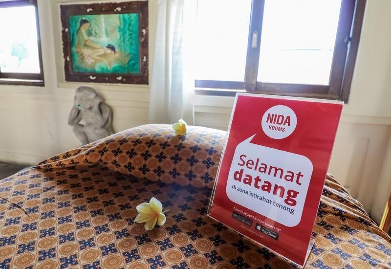 NIDA Rooms Ubud Raya Pengosekan Bali - Pemijatan