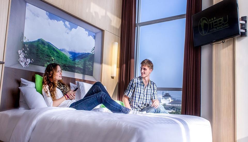 Tebu Hotel Bandung - Guest Room