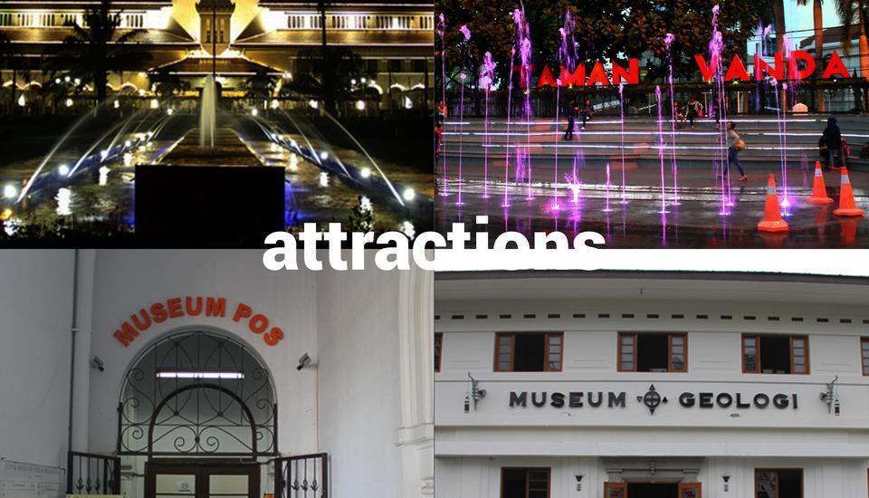 Tebu Hotel Bandung - attractions