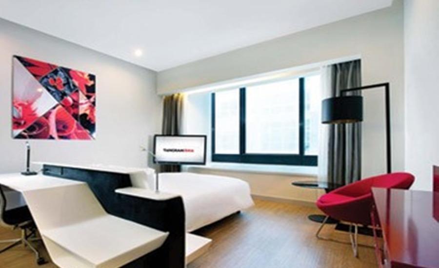 Tangram Hotel Pekanbaru Pekanbaru - Business Room Queen Room Only HOT DEAL 30%