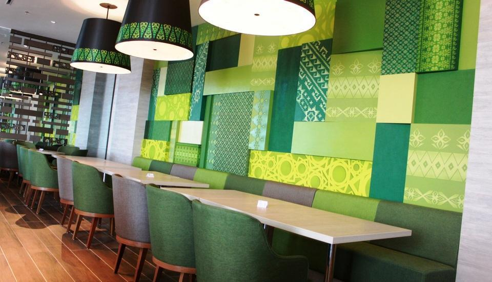 Tangram Hotel Pekanbaru Pekanbaru - Greens Indoor 2