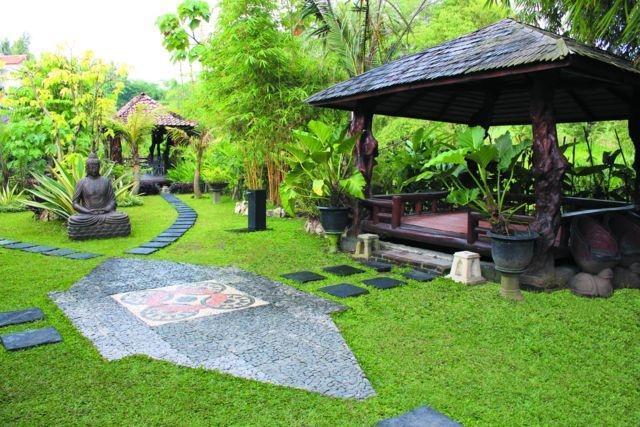 Pondok Gajah Homestay Yogyakarta - Gazebo