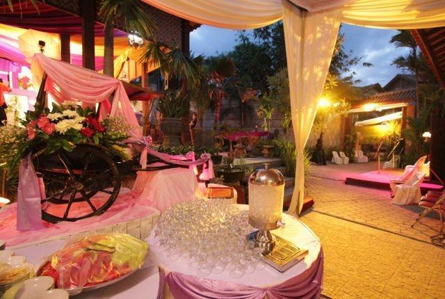 Pondok Gajah Homestay Yogyakarta - Outdoor Party