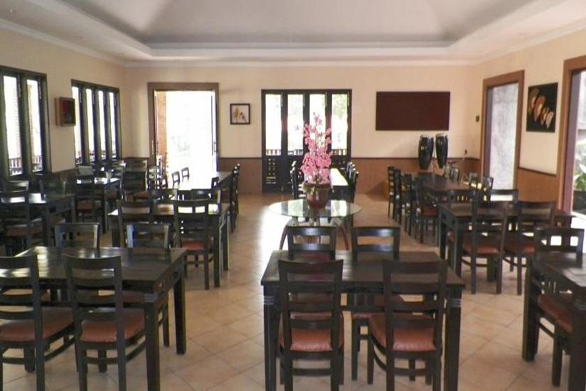 Akasa Hotel Kaliurang Yogyakarta - Ruang makan