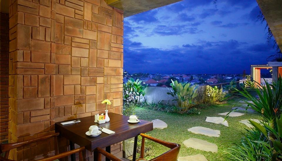 Visala Boutique Suites Bali - Atap