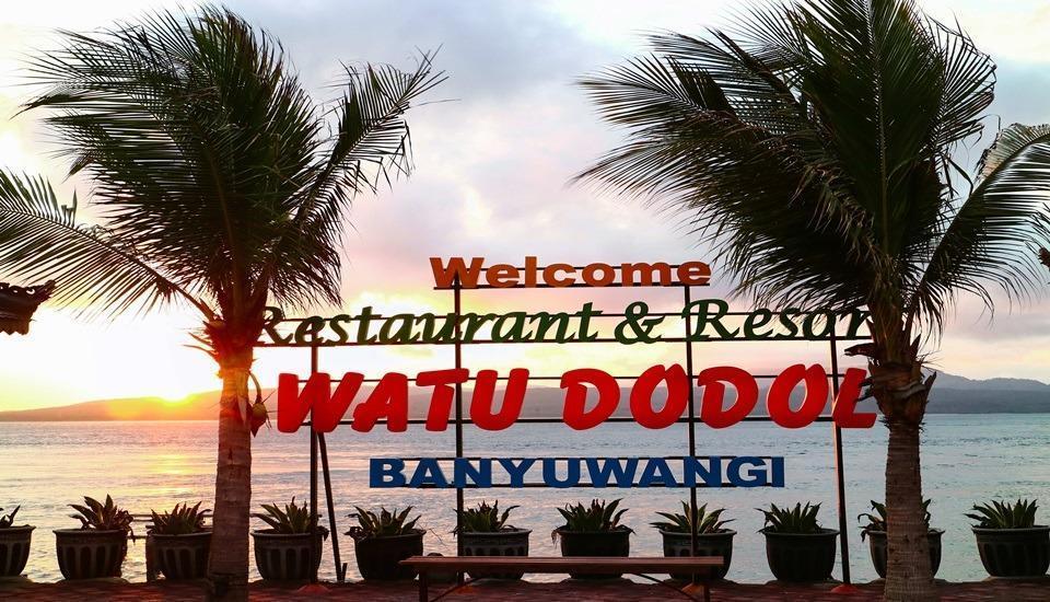 Watu Dodol Hotel Banyuwangi - Exterior