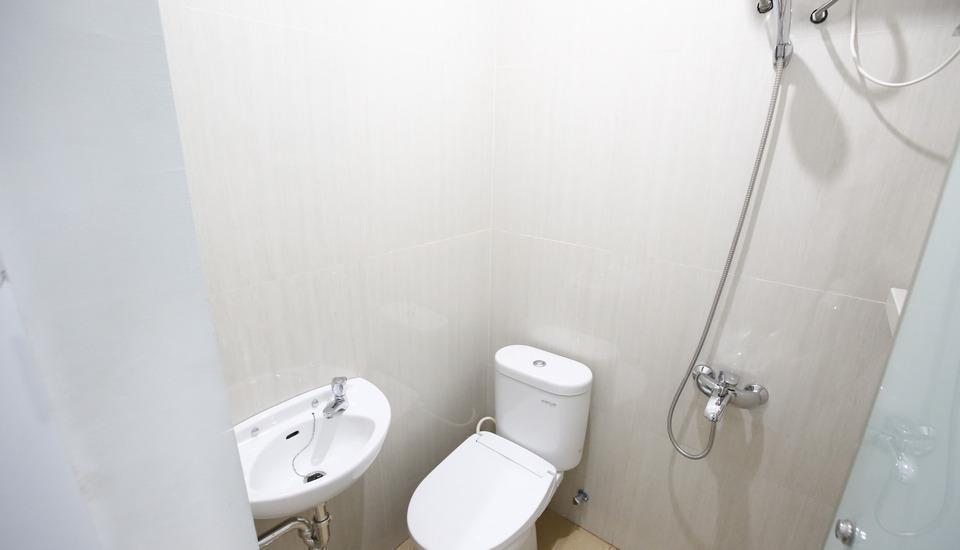 RedDoorz @Tebet Utara Jakarta - Kamar mandi