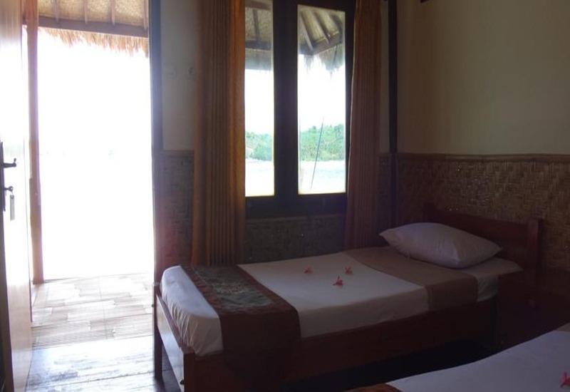 Nirvana Gili Sudak Resort Lombok Lombok - Kamar tamu