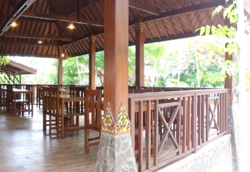 Nirvana Gili Sudak Resort Lombok Lombok - Restoran