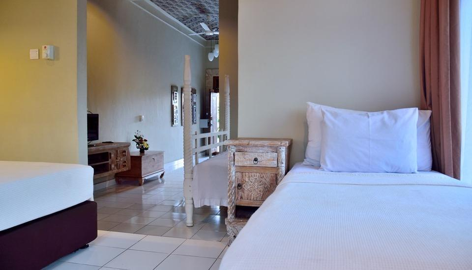 Nyima Inn Bali - Superior keluarga #WIDIH - Pegipegi Promotion