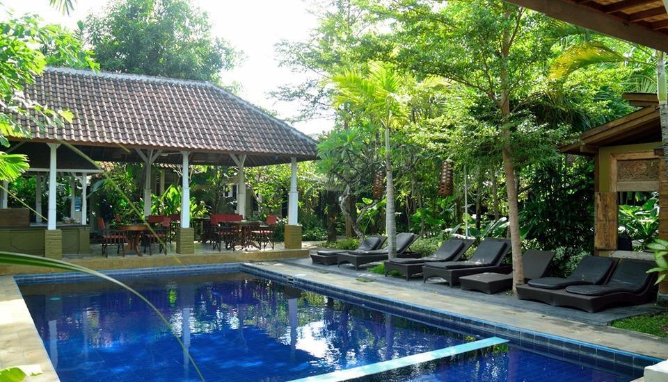 Nyima Inn Bali - Pool2
